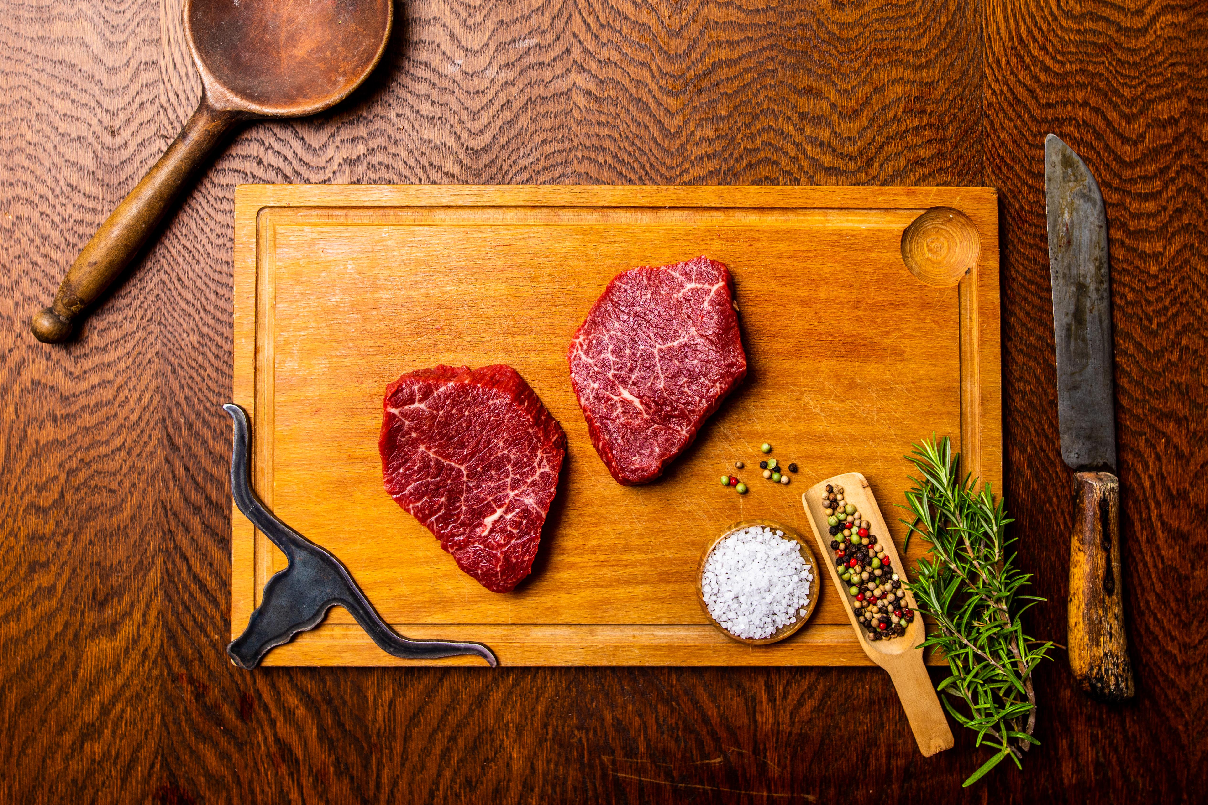Texas Longhorn Biefstuk